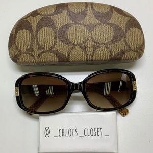 🕶️Coach  HC8003 Lilian Sunglasses/1022/VT147🕶️